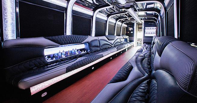 SF Limo Buses